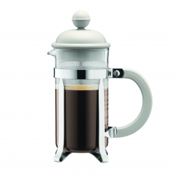 Bodum Caffettiera kafijas spiedkanna, balta