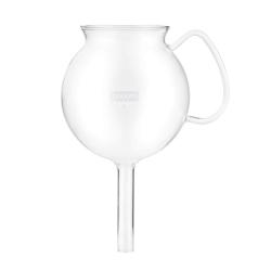 Bodum vahetusklaas sangaga e-Pebo kohvivalmistajale 1,0 l