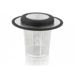 Bredemeijer tējas krūzes filtrs ar vāku, nerūsējoša tērauda