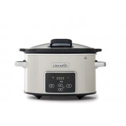 Crock-Pot 4,7L Slow Cooker,медленноварка с таймером,черный