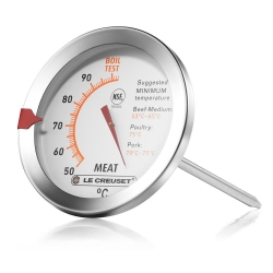 Le Creuset liha termomeetter