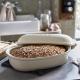 Emile Henry maizes cepšanas forma ar vāku Artisan 3,4 l