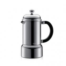 Bodum espressokann Chambord, kroom