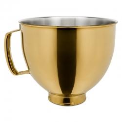 KitchenAid mikseri kauss metall- golden nectar 4,83 l