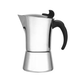 Leopold Vienna espresso kafijas kanna Ancona, 6 tasēm, nerūsējošs tērauds