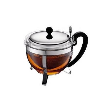 Tea maker Chambord, stainless steel strainer