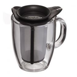 Bodum teekuppi  ja -siivilä YoYo 0,35 l