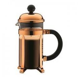 Bodum kahvi pressopannu Chambord, kupari