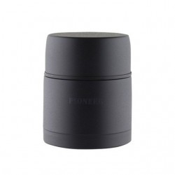 Grunwerg termosmuki keitolle Pioneer 0,5L, Musta