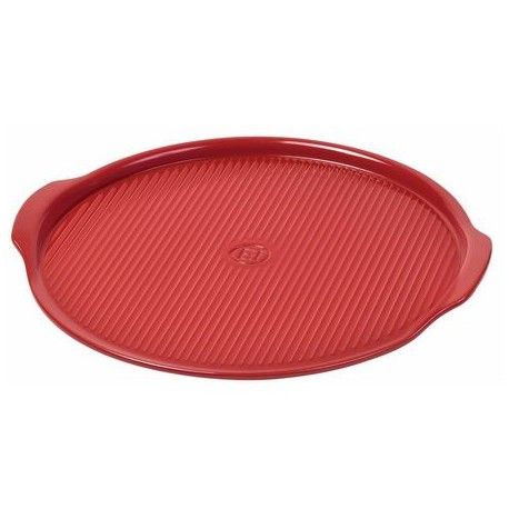 Pitsakivi 30cm, granaatõuna punane