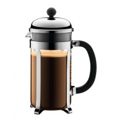 Bodum  kahvi pressopannu Chambord, metalli