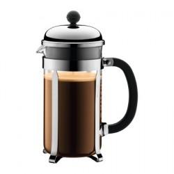 Bodum kohvipresskann Chambord, kroom