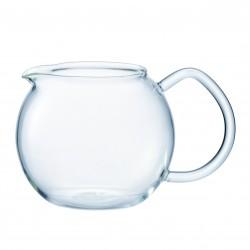 Vahetusklaas Assam teekannule, klaassang