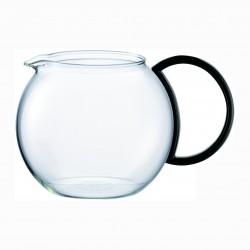 Bodum rezerves stikla kolba 0,5 l tējakannai plastmasas rokturis