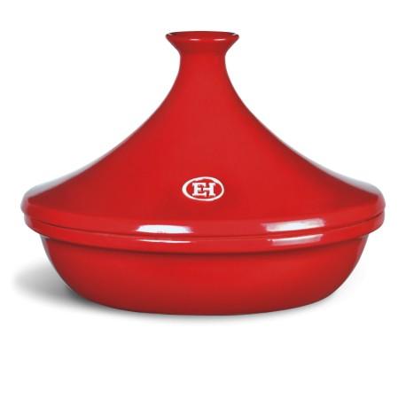 TAJINE  27cm, granaatõuna  punane