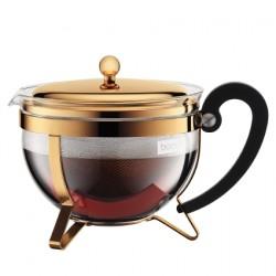 CHAMBORD заварочный чайник 1,3l, золотистый