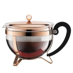 CHAMBORD заварочный чайник 1,3l, медный