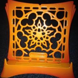 Чугунная подставка для книги  Le Creuset, оранжевый
