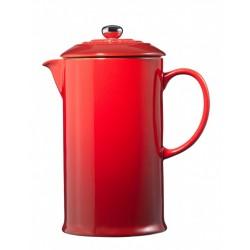 Le Creuset kafijas spiedkanna 0.8l, keramika