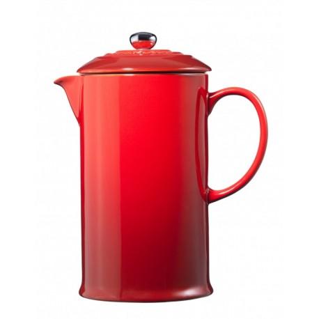 Kohvipresskann 0,8l, punane Le Creuset