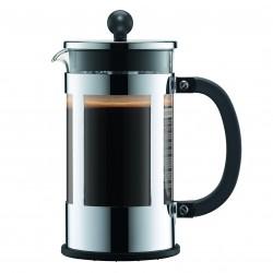 Bodum Kenya kafijas spiedkanna 1,0 l. metāls