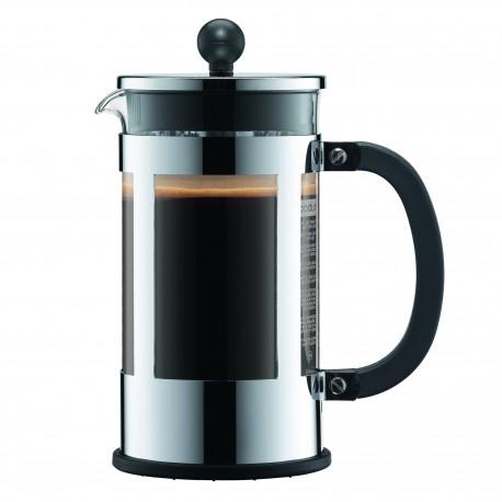 Kenya kohvipresskann 1,0l metall , plastikkaas