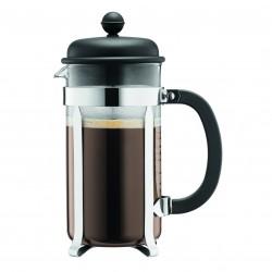Kohvipresskann Caffettiera, must