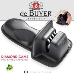 de Buyer noateritaja Trium, teemantkividega 2-astmeline