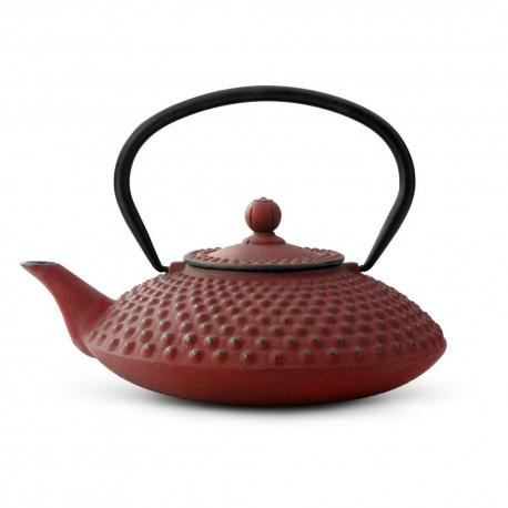 Teekann  Xilin 1,25l, malm punane