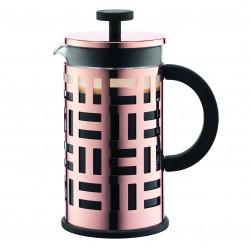 Eileen kohvipresskann metall 1L, kroom, kuld, vask, must