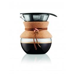 Bodum kafijas kanna Pour Over, korķis