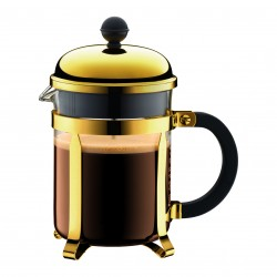 CHAMBORD kohvikann, kuldne