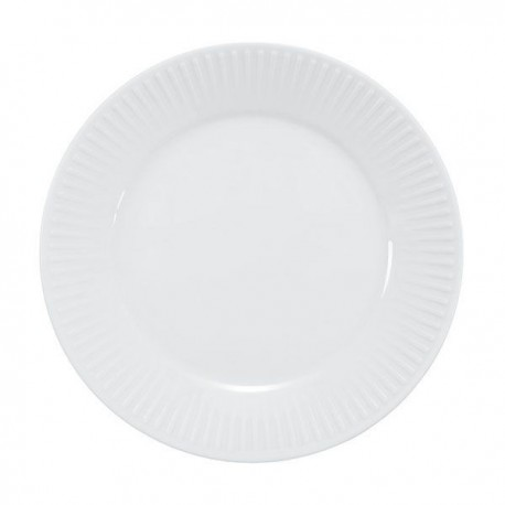 Bodum DOURO deserta šķīvis 18cm balts, melns