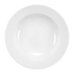 Bodum pasta lautanen Douro 28 cm, posliini, valkoinen