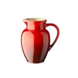 Le Creuset krūze 1,1l, 18cm, sarkana