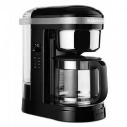 Kофеварка 1,7л черный ,серый