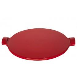 Pitsaplaat, 36cm, punane