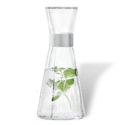 GC графин для воды 90cl, стекло/нержавейка