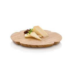 Rosendahl GC apaļa siera pamatne 30 cm, bambusa