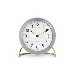 Arne Jacobsen Roman Table clock+alarm
