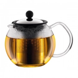 ASSAM Tea press with s/s filter