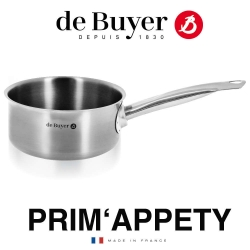PRIM'APPETY saucepan in stainless steel